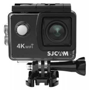 SJCAM Action Cam SJ4000 Air, 4K, 16MP, WiFi, 2 LCD, αδιάβροχη, μαύρη SJ4000-AIR