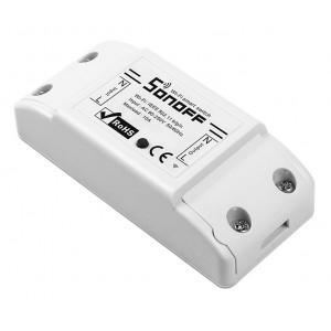SONOFF Smart Διακόπτης BASICR2, Wifi, 10A, λευκός SNF-BASICR2