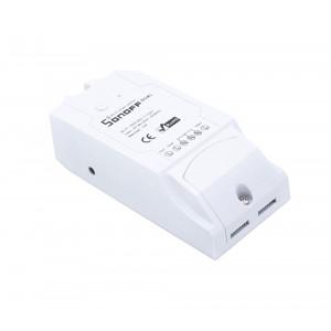SONOFF Smart Διακόπτης Dual, 2 θέσεων, 16A, WiFi, λευκό SNF-DUAL