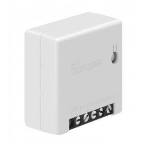 SONOFF Smart Διακόπτης SNF-MINI Two Way, 10A, WiFi, λευκός SNF-MINI
