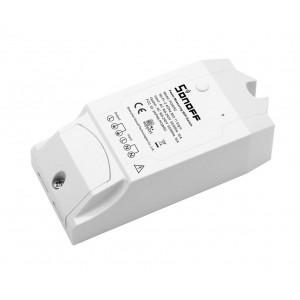SONOFF Smart Διακόπτης παρακολούθησης ισχύος POW R2, Wi-Fi, 15A, λευκός SNF-POWR2