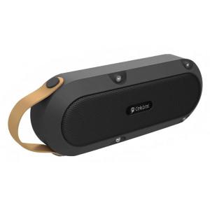 CELEBRAT φορητό ηχείο SP-5, 10W TWS, BT/3.5mm/USB/SD Card, μαύρο SP-5-BK