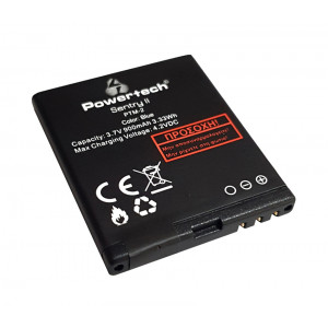 POWERTECH Μπαταρία SP-PTM2-BAT για κινητό τηλέφωνο Sentry II, 900mAh SP-PTM2-BAT