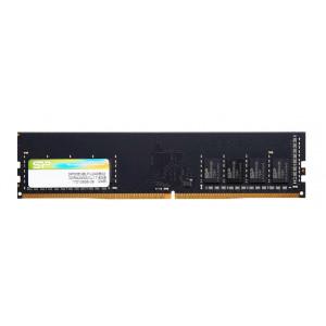 SILICON POWER Μνήμη DDR4 UDimm, 8GB, 2400MHz, CL17 SP008GBLFU240B02