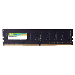 SILICON POWER μνήμη DDR4 UDIMM SP016GBLFU240F02, 16GB, 2400MHz, CL17 SP016GBLFU240F02