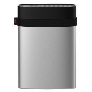 SILICON POWER εξωτερικός HDD 4TB Armor A85, USB 3.1, ασημί SP040TBPHDA85S3S