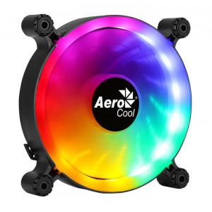 AEROCOOL LED ανεμιστήρας SPECTRO-12, molex connector, 120mm, FRGB SPECTRO-12-FRGB