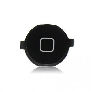 Πλήκτρο Home button για iPhone 4S, μαύρο SPIP4-057