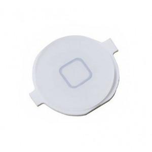 Πλήκτρο Home button για iPhone 4S, λευκό SPIP4-058