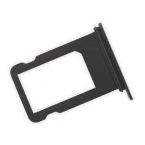 Υποδοχη Καρτας SIM για iPhone 7 Plus, Black SPIP7-025