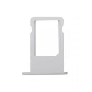 Υποδοχη Καρτας SIM για iPhone 7 Plus, Silver SPIP7-026