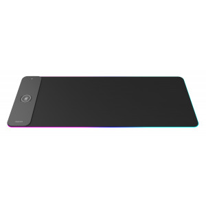 PHILIPS Gaming Mousepad SPL7604, wireless charger, LED backlit, 80x30cm SPL7604