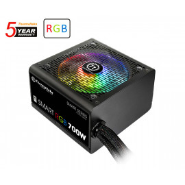 THERMALTAKE Τροφοδοτικό για PC Smart RGB 700W, 80 Plus SPR-0700NHSAW