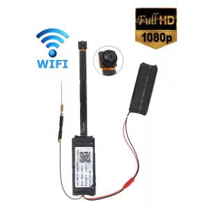 Mini Ασύρματη κρυφή κάμερα με καταγραφή, Wi-Fi, 3000mAh SPY-010