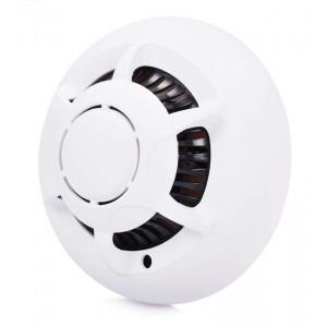 Κρυφή κάμερα τύπου ανιχνευτή καπνού SPY-013, Full HD, Wi-Fi, λευκή SPY-013