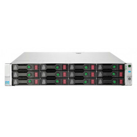 HP Server DL380P G8, 2x E5-2630, 16GB, 12x 3.5, 2x 750W, REF SQ SRV-169