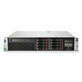 HP Server DL380P G8, 2x E5-2620, 16GB, 8x 2.5, 2x 750W, REF SQ SRV-170