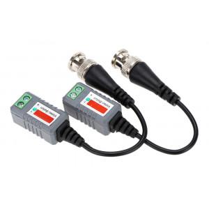 Παθητικό Video Balun ST-212L για κάμερες 3MP/4MP/5MP ST-212L