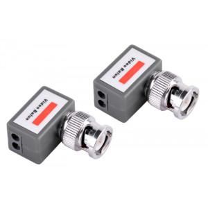 Παθητικό Video Balun HD202C για κάμερες HD-CVI/TVI/AHS ST-HD202C