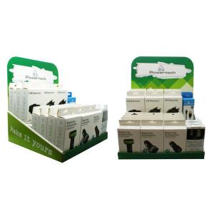 Επιτραπεζιο Stand προωθησης POWERTECH Mobile Charge, 70 x 50 x 30 STAND-CRTN-PT