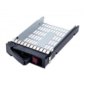 SAS HDD Drive Caddy Tray 373211-001 For HP 3.5 (used) STR-021