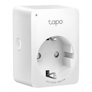 TP-LINK smart αντάπτορας ρεύματος TAPO-P100, Wi-Fi, bluetooth, Ver. 1.0 TAPO-P100