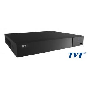 TVT Δικτυακό IP καταγραφικό υψηλής ευκρίνειας TD-3204Η1, ΝVR, 4 Κανάλια TD-3204H1