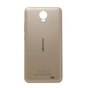 ULEFONE Battery Cover για Smartphone Tiger 3G, Gold TG3G-BCOVERGD