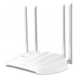 TP-LINK Wi-Fi access point TL-WA1201, Dual Band, Gigabit, PoE, λευκό TL-WA1201