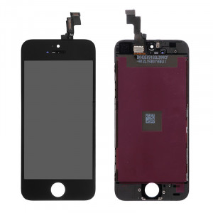 TIANMA High Copy LCD για iPhone 5S, Premium Quality, Black TLCD-003