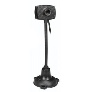 Web Camera TM-C011, 0.3MP, 30fps, Plug & Play, μαύρη TM-C011
