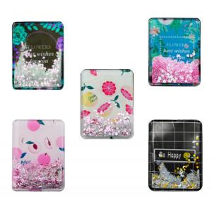 Καθρεφτάκι τσάντας TMV-0014, 2x & 4x zoom, 7.5x6cm, 12τμχ TMV-0014