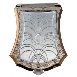 Καθρεφτάκι τσάντας TMV-0016, 4x zoom, 9.5x12cm, 12τμχ TMV-0016