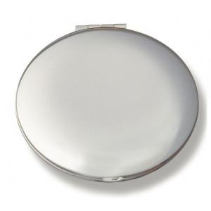 Καθρεφτάκι τσάντας TMV-0022, 2x & 4x zoom, 6.5x6.5cm, 12τμχ TMV-0022