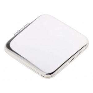 Καθρεφτάκι τσάντας TMV-0023, 2x & 4x zoom, 7x5.5cm, 12τμχ TMV-0023