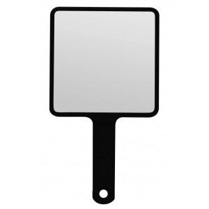 Καθρέφτης χειρός TMV-0025, 4x zoom, 12x12cm, 12τμχ TMV-0025