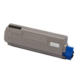 Συμβατο Toner για OKI C5650/C5750, Black, 8K TONP-C5650BK-8K