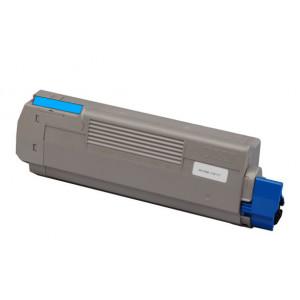 Συμβατο Toner για OKI C5650/C5750, Cyan, 2K TONP-C5650CY-2K