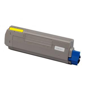 Συμβατο Toner για OKI C5650/C5750, Yellow, 2K TONP-C5650YL-2K