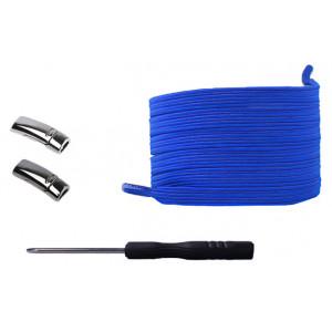 Σετ ελαστικά κορδόνια TOOL-0064 με μαγνητικά κλικ, 1m, μπλε TOOL-0064