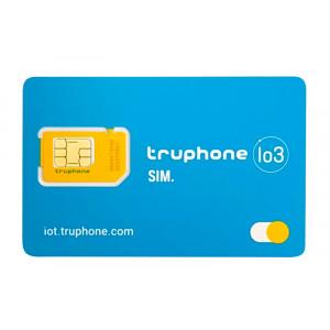 TRUPHONE προπληρωμένη κάρτα SIM Io3, 500MB, για GPS tracker TP-SIM-IO3-400MB