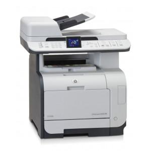 HP used Εκτυπωτης LaserJet CM2320NF,  MFP, Color, toner απο 30% εως 100%