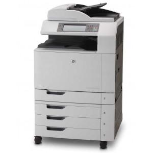 HP used Multifunction Printer CM6040 MFP, Laser, Color, A3, με toner U-CM6040MFP