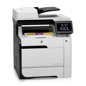 HP used Printer LaserJet Pro 300 M375DN, MFP, color, με toner U-M375DN