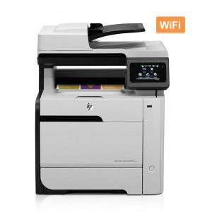 HP used Printer LaserJet Pro 300 M375NW, MFP, color, με toner U-M375NW