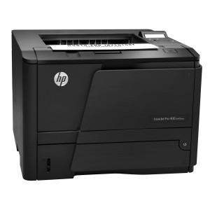 HP used Printer M401DNE, Laser, Mono, low toner U-M401DNE