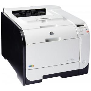HP used Printer M451dn, Laser, Color, με toner U-M451DN