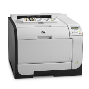 HP used Printer LaserJet M451DW, WiFi, Laser, Color, με toner U-M451DW