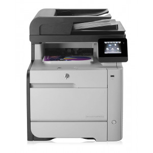 HP used Multifunction Printer M476NW, Laser, Color, με toner U-M476NW