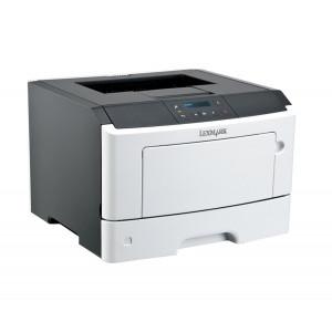LEXMARK used Printer MS410DN, Laser, monochrome, με toner & drum U-MS410DN